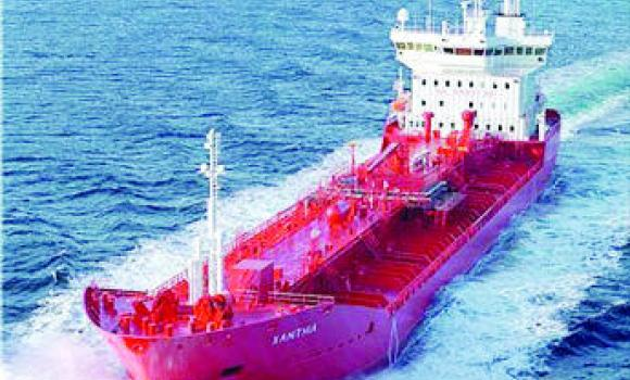 South Korea imported 284,327 tons of Iranian crude last month.
