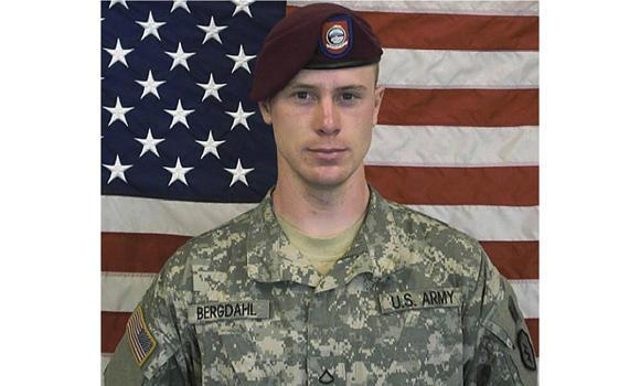 US Army Sergeant Bowe Berghdal is pictured in this undated handout photo provided by the US Army and received by Reuters onMay 31, 2014. (Reuters)