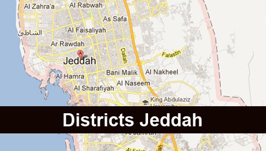 Districts of jeddah riyadhvision jeddah districts publicscrutiny Images
