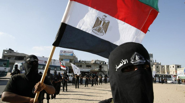 The military has poured armour and soldiers into the peninsula to quell the militants, who have also struck Cairo and other cities using car bombs.