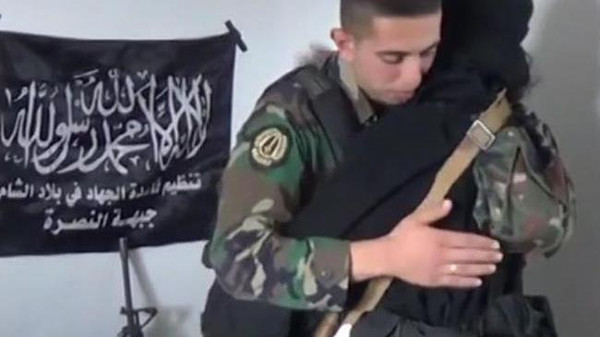 Lebanese soldier joins ISIS
