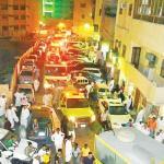 Makkah hotel fire doused