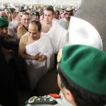 Sisi performs umrah during Saudi Arabia state visit