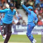 India beat England by six wickets to win 3rd cricket ODI