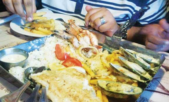 Customers have returned to Jeddah's fish restaurants after a month and half of Ramadan and Eid holiday.