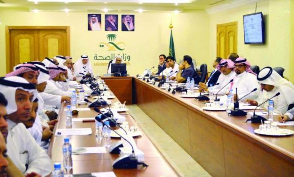 Health officials discuss preparations for the upcoming Haj pilgrimage(SPA)