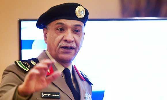 Interior Ministry spokesman Mansour Al-Turki. (SPA)