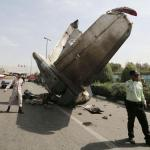 Iran airliner crashes, at least 38 dead
