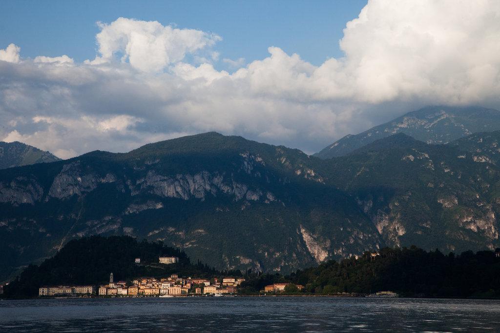 Lake coma ITaly