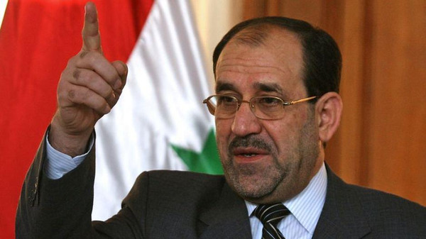 The entrenched Prime Minister's hold on power seemed uncertain as Iraq's president appointed a new premier.