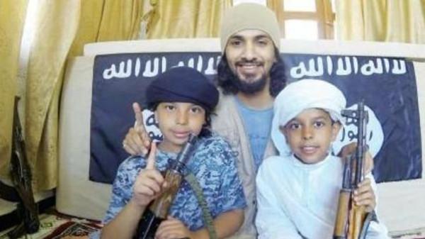 Saudi joins ISIS