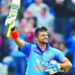 Raina ton props huge India win over England