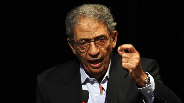 The former foreign minister raised speculation that Egypt is considering an armed incursion into Libya.