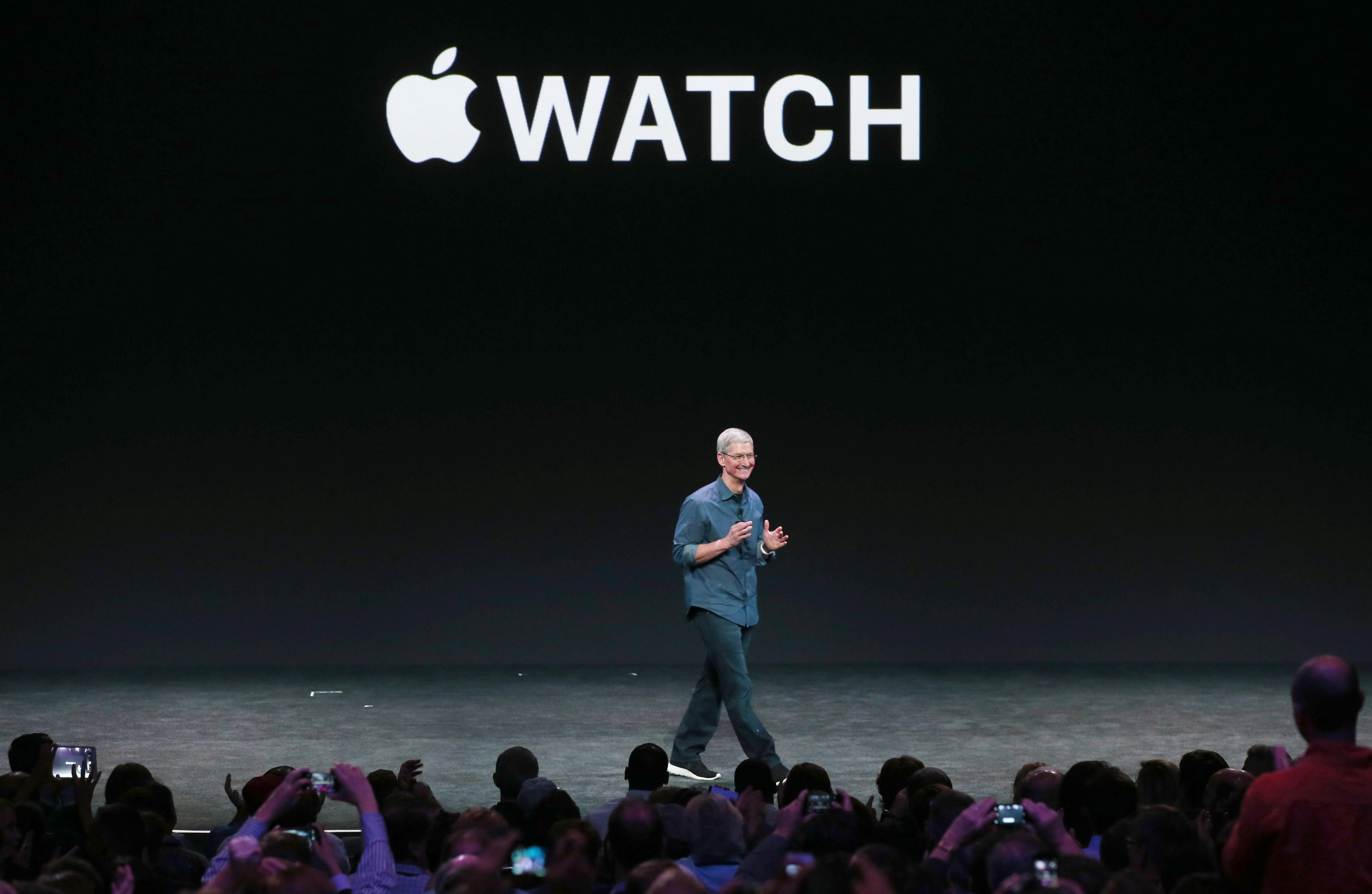 Apple Unveils iPhone 6