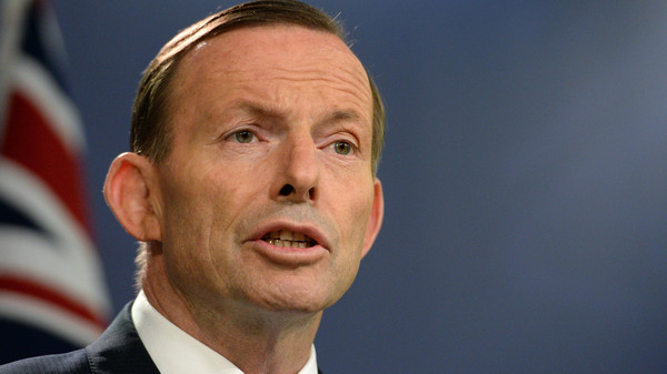 "Australia's prime minister warned Tuesday that Australians who fight with the Islamic State of Iraq and Syria group in the Middle East will be ""jailed for a very long time."""