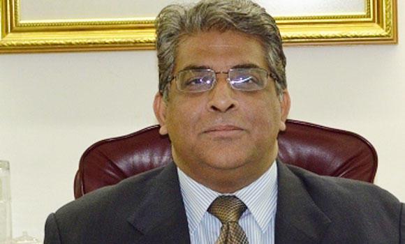 Khayyam Akbar, Charge d'affaires, Embassy of Pakistan.