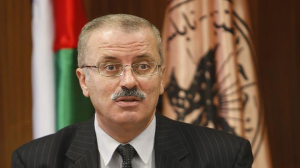 Rami Hamdallah said he had been warned he would face problems if he visited the Gaza Strip without first regulating the problem of the salaries.