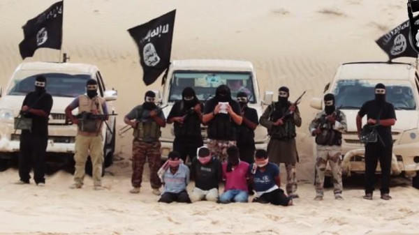 The Islamic State of Iraq and Syria (ISIS) called on insurgents in Egypt's Sinai Peninsula on Monday to press ahead with attacks against Egyptian security forces and continue beheadings.