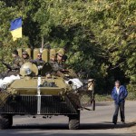 Israeli arms sale to Ukraine 'blocked'