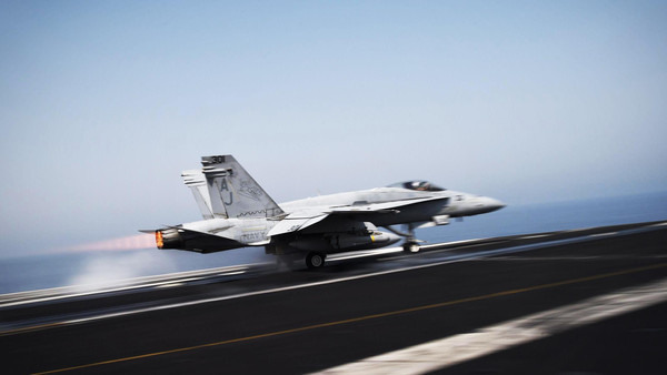 The United States, with the aid of other states, has begun air strikes against the Islamic State of Iraq and Syria.