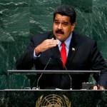 Venezuela leader calls ISIS a Western 'Frankenstein'