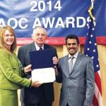 KACST chapter wins awards for electronic warfare achievements