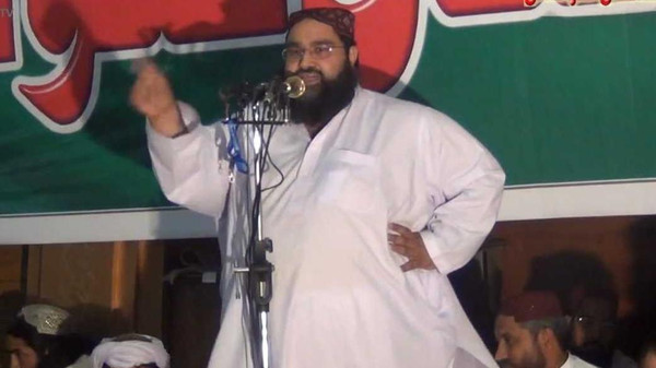 Hafiz Tahir Ashrafi denied claims he appeared on television drunk.