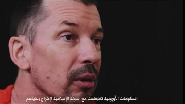 John Cantlie, who has worked for a variety of British publications, appeared in a video released last month by the militant group.