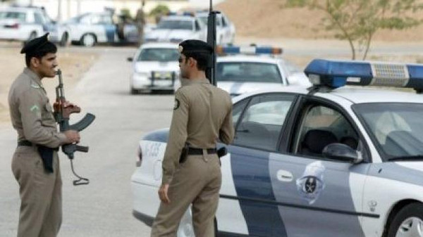 Saudi police said they arrested a gunman suspected of killing a U.S. citizens in the eastern part of the capital Riyadh.