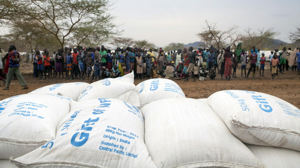 South Sudanese take refuge in Ethiopia. Countries targeted for aid are Djibouti, Eritrea, Ethiopia, Kenya, Somalia, South Sudan, Sudan, and Uganda.
