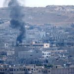 Syrian Kurd leader sees war of 'attrition' in Kobane