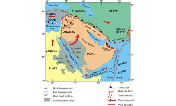 arabian-plate-saudi-geological-survey