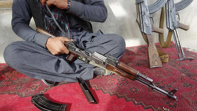Afgan Police