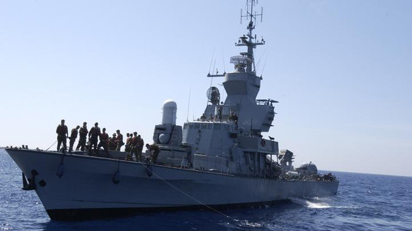 "The military said it destroyed ""four boats used by the armed assailants, including terrorists, and arrested 32 people""."