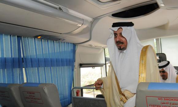 Gov. of Asir Prince Faisal bin Khalid