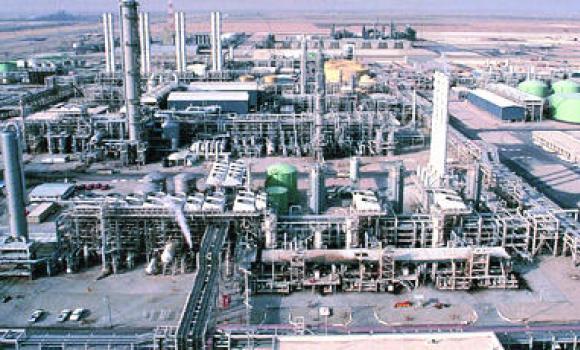 Industries in Riyadh