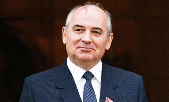 Mikhail S. Gorbachev.