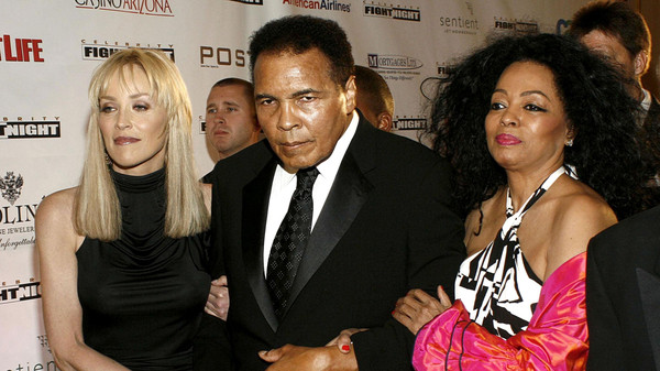 Muhammad Ali- Former world heavyweight champion