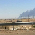 Iraqi security forces enter Baiji refinery