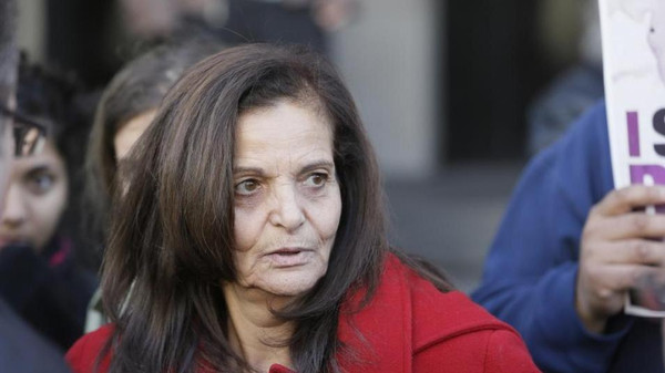 Rasmieh Yousef Odeh served 10 years before being released in a prisoner swap with the Popular Front for the Liberation of Palestine.