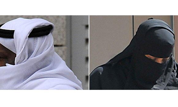 Saudi Divorced-couple1