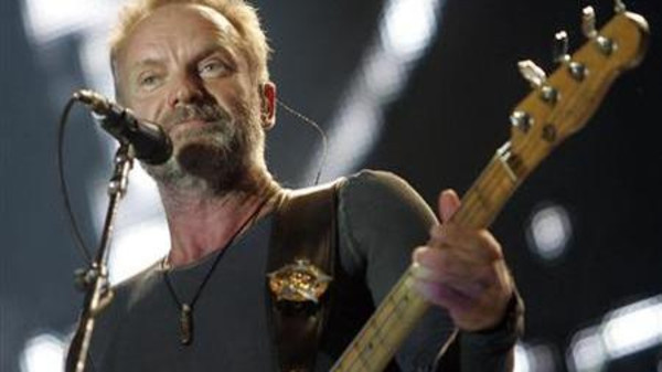 International hit star Sting has been announced as the headline act for this year's Emirates Airline Dubai Jazz Festival.