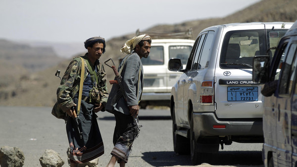 Al-Qaeda frequently carries out attacks on Yemen's security forces and it has been locked in deadly battles with the Houthi rebels.