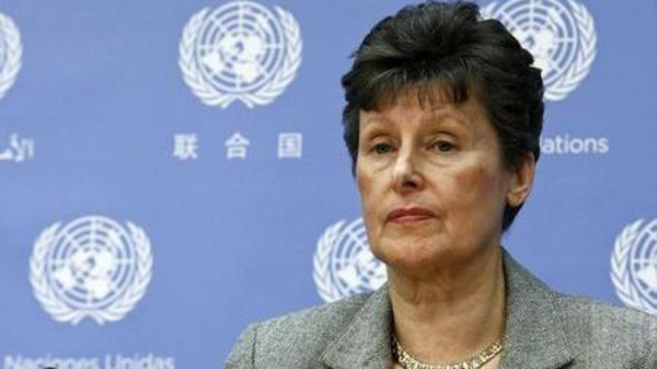 "U.N. disarmament chief Angela Kane: ""It is up to Syria to be transparent and to come forward, either with documentation, or access to people (involved in the program), or sites."""
