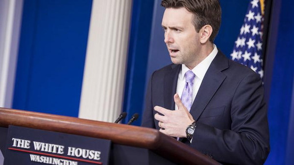 "White House spokesman Josh Earnest told reporters that Washington was ""open to discussing a range of options with the Turks"" but that a no-fly zone over Syria was not on the table ""at this point."""