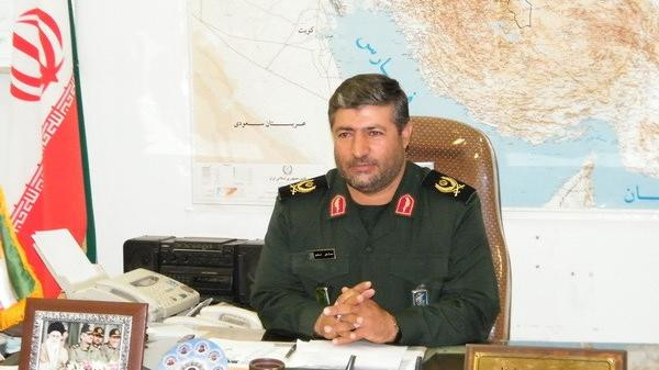 General Mohammad Ali Allahdadi was in Syria 'as an adviser helping the Syrian government to confront takfiri Salafist (Sunni extremist) terrorists.'
