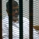 Egypt sets new Mursi espionage trial on Feb. 15