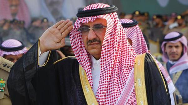 Saudi Deputy Crown Prince Mohammad bin Nayef
