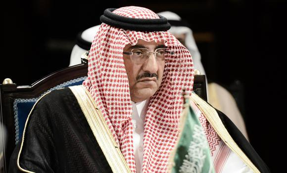 Deputy Crown Prince Mohammad bin Naif, deputy premier and minister of interior. (SPA)