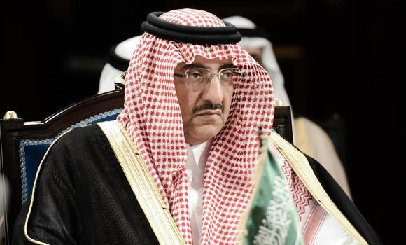 Deputy Crown Prince Mohammad bin Naif, deputy premier and minister of interior. (SPA)